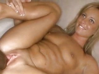 Front floss bikinis Stunning blonde wife has first huge bbc in front of husband