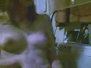 Real amateur fingered in computer chair Hacked from computer cam