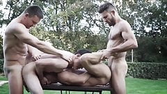 dads and boys foursome (HQ)