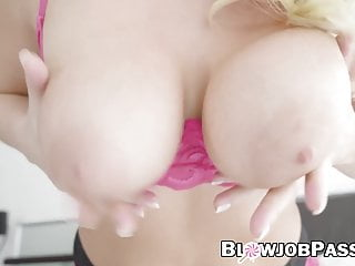 Jayne milf Curvy katy jayne doing cock sucking and loving the feeling