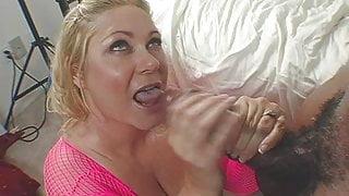 Samantha 38G Big monster dick