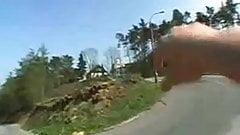Young German Teen In Public Fucked