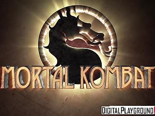 Interracial creampie xxx Xxx porn video - mortal kombat a xxx parody