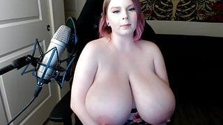 Massive Tits of a Pregnant Goddess