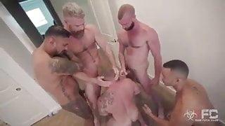 RFC-Four Cocks for One Boy