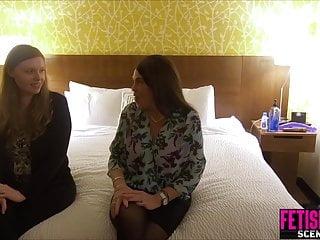 Lesbian girls soccer - Soccer moms having lesbian sex in a hotel