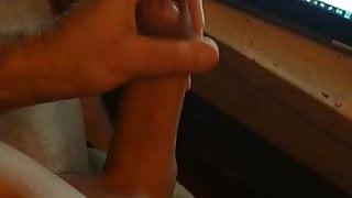 Daddy Triburting this Hot Slut Kikme on Dutchcumtributer