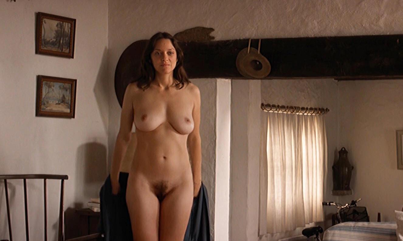 Marion cotillard sex scence