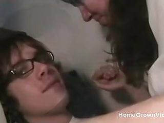Boys first sex video - Young amateur couple film their first sex video