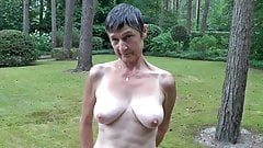 Mature tits & pussy-great