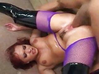 Katja Kassin Anal Latex And Fencenet Pantyhose Porn 56