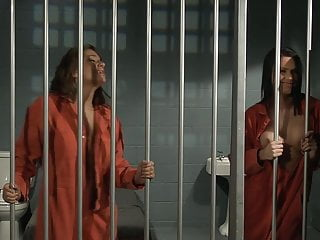 Lesbian prison porno - Prison bad girls 2: drop the soap