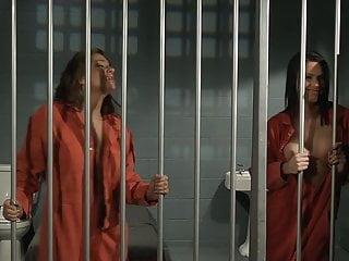 Lesbian prison porno - Prison bad girls 2: drop the soap