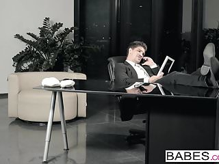 Vintage ventures - Babes - office obsession - bruce venture and victoria summer
