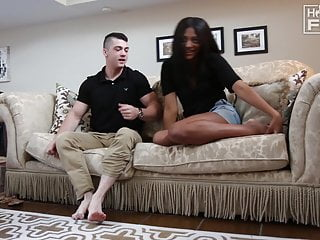 Ever sucked a dick Popular big dick stud gives black girl more cock than ever