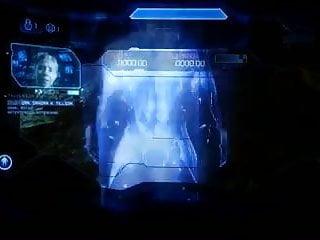 Halo 3 cortana boobs Cortana