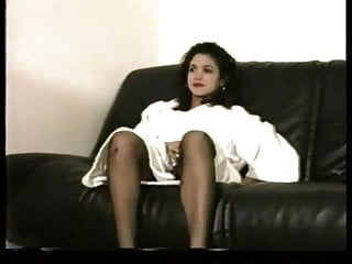 Spanish am video porn Unknown french beauty in old pro-am video part 1