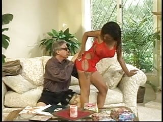 Big tits and 69 Black chick with big tits gets fucked