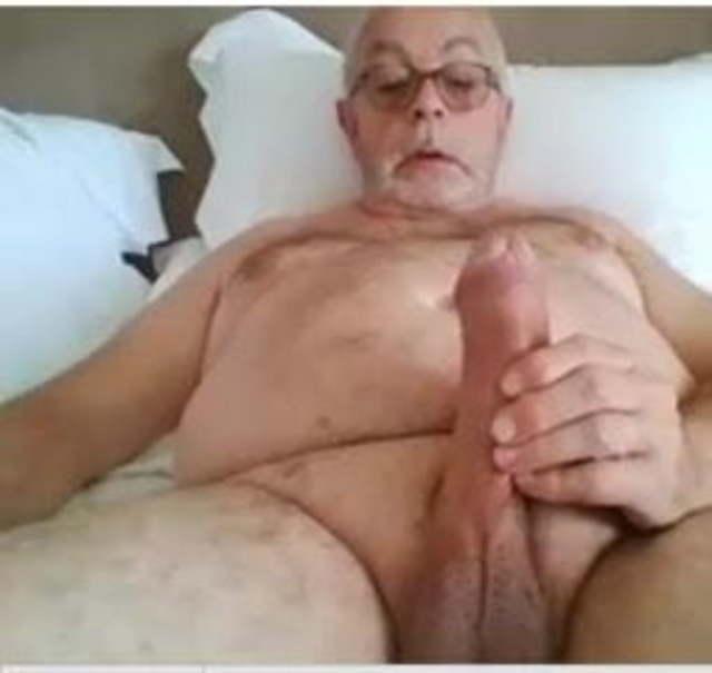 Mature Men Jerking Cumming