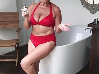 Nude tahnee welch - Denise welch milf