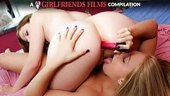 Лесбийский анал, подборка - girlfriendsfilms