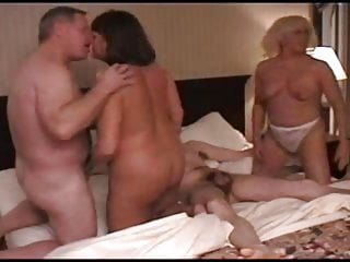 Mature group porn Swingers