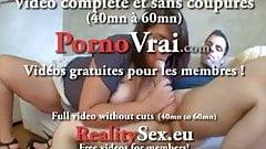 Elle a envie de baiser tout de suite !!! French amateur