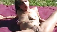 perfect old empty floppy saggy tits