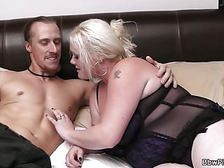 Big boob plumpers gallery Guy pleases big boobs blonde plumper