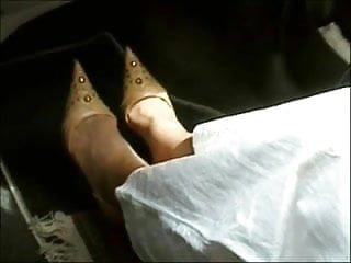 Bbw sexy shoes My sexy springs shoes with one surprise