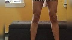 Daniela sexy travesti de closet
