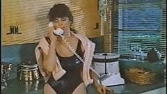 Kay Parker has fun with a young man