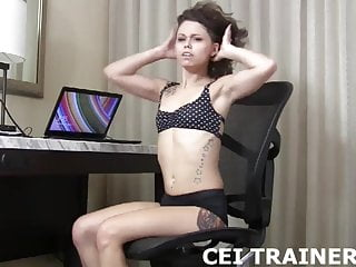 What does women cum taste like You need to learn what hot cum tastes like cei