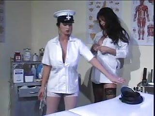 Nurse lesbian fisting - Summer cummings nurse lesbian toying 59