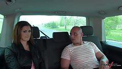 Takevan - Very cheap slut easy came into van & fuck stranger