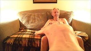 old boy sucking