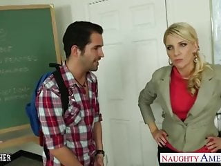 Ashley sexy girl - Sexy teacher ashley fires fucking