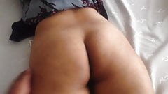 Desi Wife Ass Slap And Play