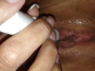Nude girls crotch rockets Close up of wife cumming with a pocket rocket