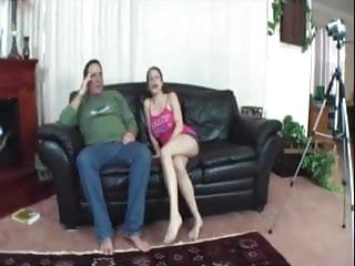 Daughter tit fuck Step daughter jerks and fucks not step dad on cam friends