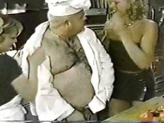 Tranny peekshows Chef with tranny