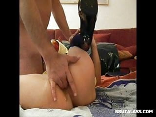 Brutal ass cream porn Once tight ass being fisted until a squirting prolapse