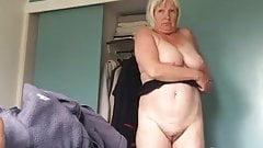 Granny full frontal