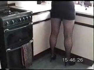 Pantyhos porn Black pantyhoes
