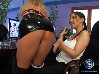 Sex for hire scesc Maria only hired the hottest maid in town ginger to fuck