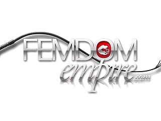 Vintage empire camera tripod Behing the scenes femdom empire skin diamond chastity denial