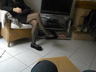 Stars sexy collants jambes photos laetitia casta Ses jambes en collants et ballerines isotoner