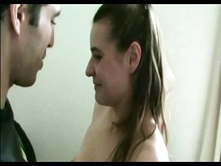 Husband cheats with a twink - Julie cheats on her husband with a couple