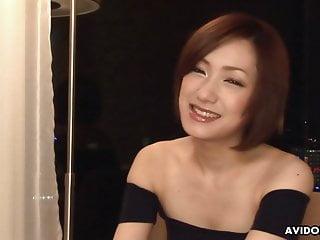 Asian non-verbal communication Nanako haruna has never seen a non- asian dick before