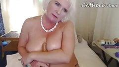 A Surprise Webcam Show